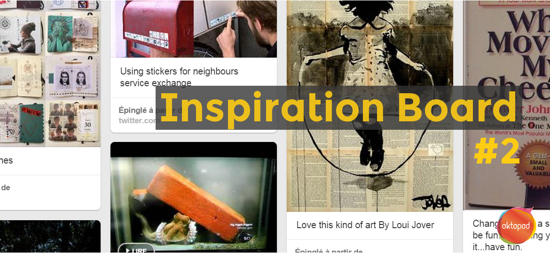 Oktopod_Inspiration Board  #2