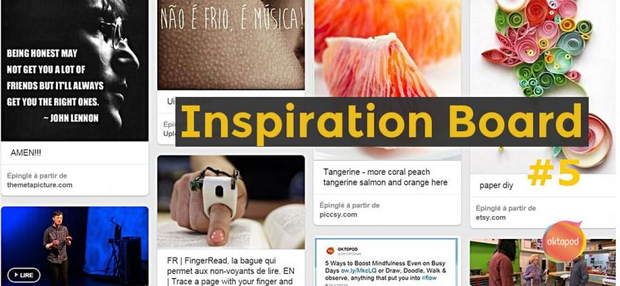 Inspiration Board # 5