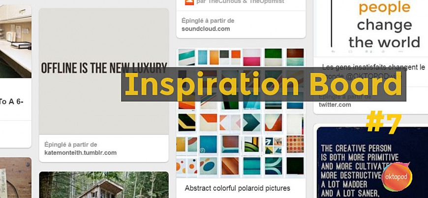 Oktopod inspiration board_7