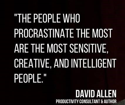 procrastination _ intelligence_multipotentialite